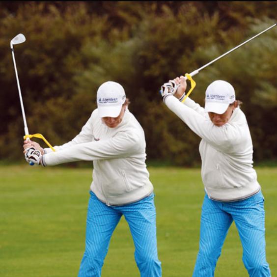 The Golf Doctor Golf Swing Training Aid